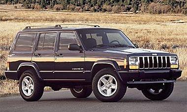Jeep cherokee deler
