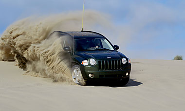 Jeep Compass Parts