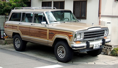 Jeep Grand Wagoneer Parts