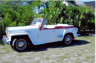 Jeep Jeepster Parts